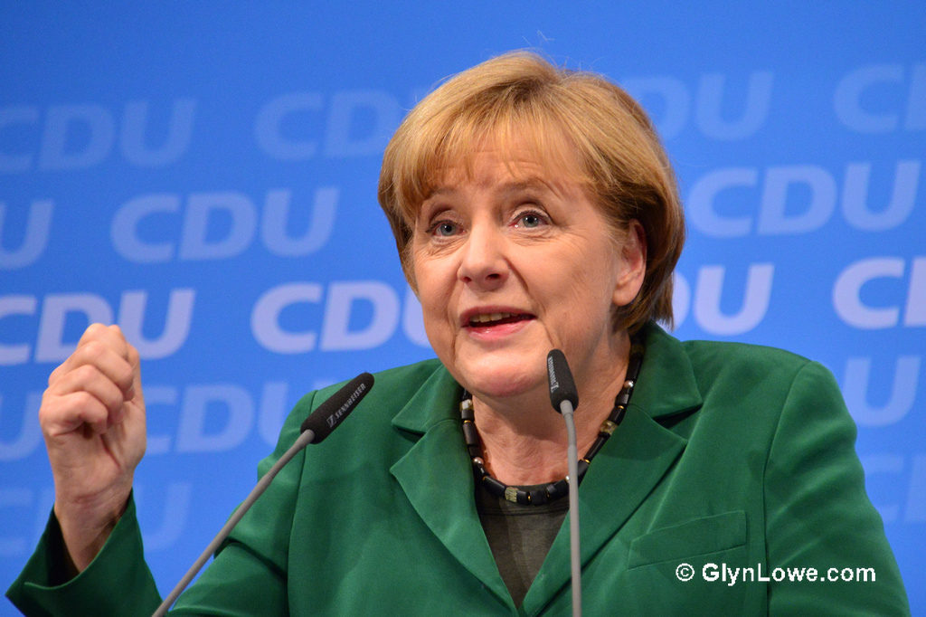 Angela Merkel - Chancelier Allemand