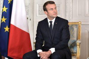 Ignorer les critiques – les 100 premiers jours d'Emmanuel Macron se sont bien passés.