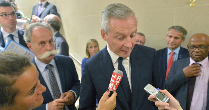 La France rejette les négociations commerciales avec les États-Unis