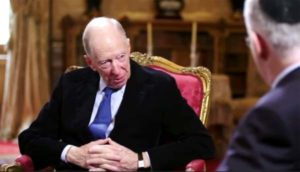 familles - Jacob Rothschild