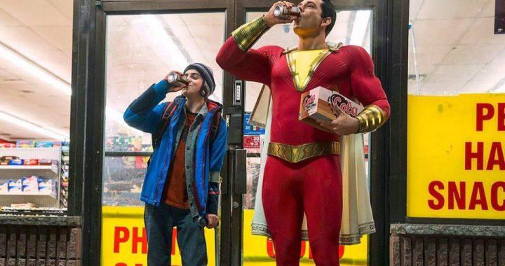 Shazam, zoom sur cette production signé DC Comics