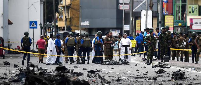 Attentats au Sri Lanka : le bilan effroyable de ces massacres odieux