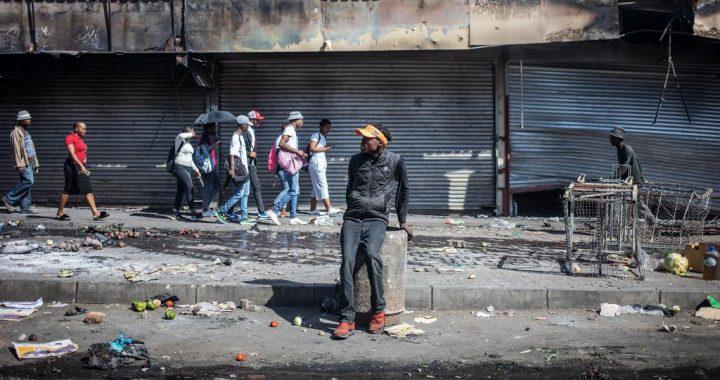 Afrique du sud : des attaques xénophobes qui ont fait trembler tout un continent