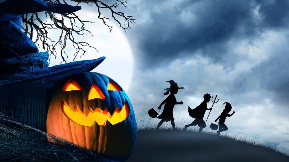 Comment les français fêtent ils Halloween ?