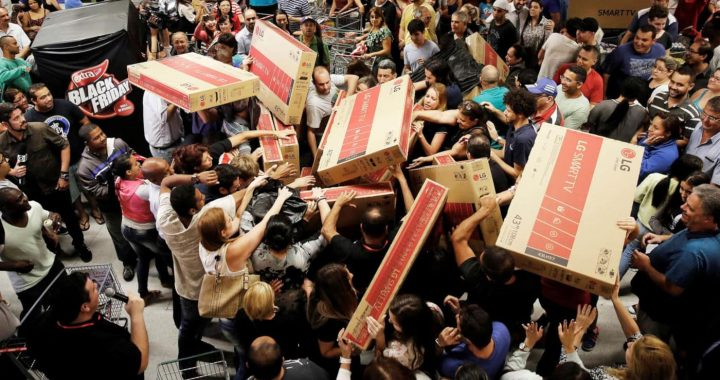 Le Black Friday, de plus en plus populaire en France
