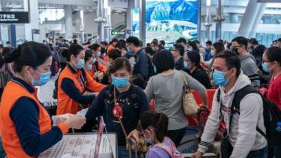 Coronavirus en Chine, face à une épidémie mondiale ?