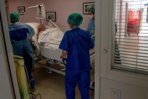Coronavirus : les patients hospitalisés sont de moins en moins nombreux