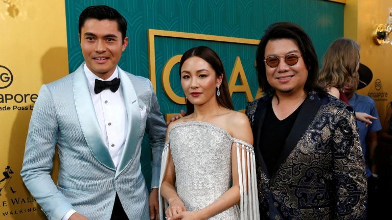 Kevin Kwan, auteur de Crazy Rich Asian, recherché pour avoir déserté