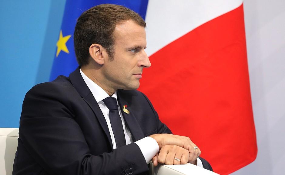 La cote d'approbation du président français Emmanuel Macron atteint son plus bas niveau à ce jour