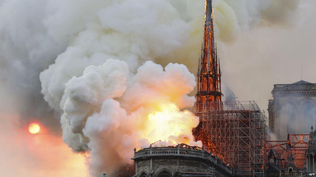 Notre-Dame de Paris : qu'est ce qui a causé l'incendie ?