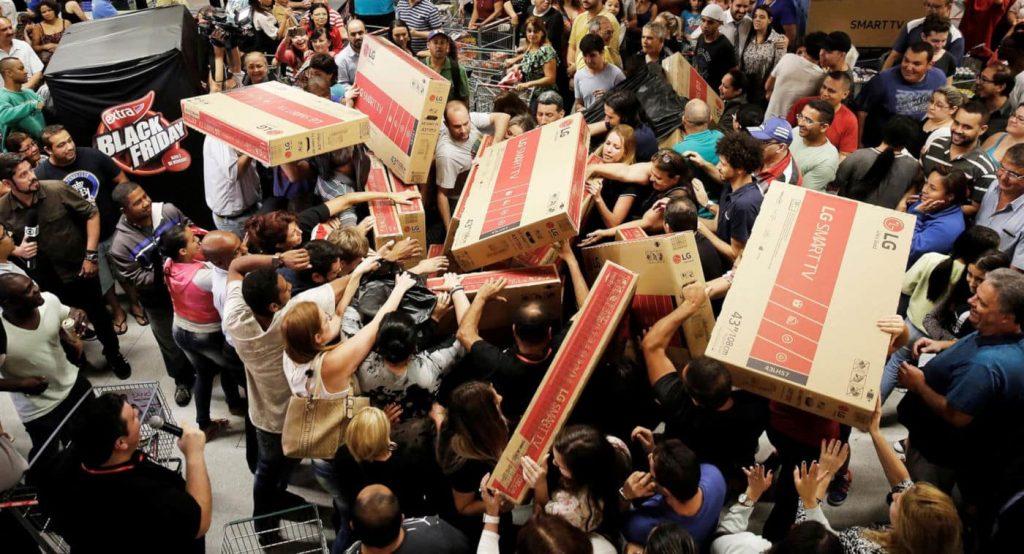 Le Black Friday, de plus en plus populaire en France