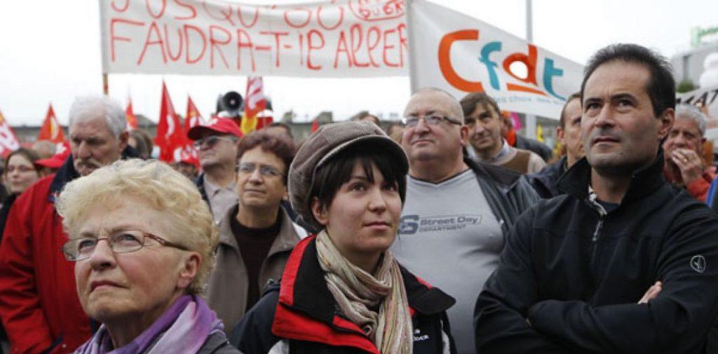 La grève fait-elle partie de la culture française ?